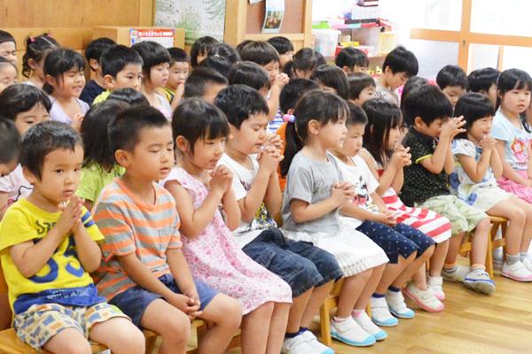 明星幼稚園教育目標